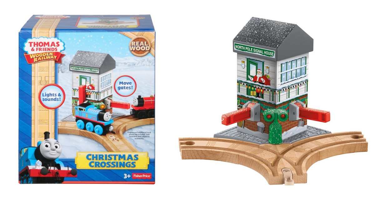 Thomas The Train Christmas Set.Amazon Thomas The Train Today Only Deals Railway