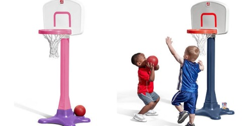 ToysRUs Cyber Monday Deals LIVE = Step2 Hoops Basketball Set Only $23.99 (Reg. $39.99)