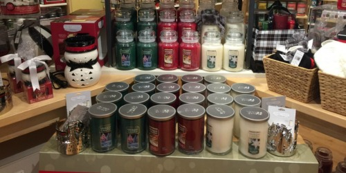 Yankee Candle: $10 off $10 Purchase Coupon =  Auto Vent Clips Only 49¢ & More