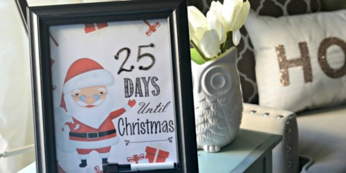 10 Fun AND Easy DIY Advent Calendar Ideas