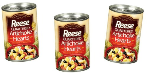 Rare $0.75/1 Reese Specialty Foods Coupon = Artichoke Hearts Only 76¢ at Target