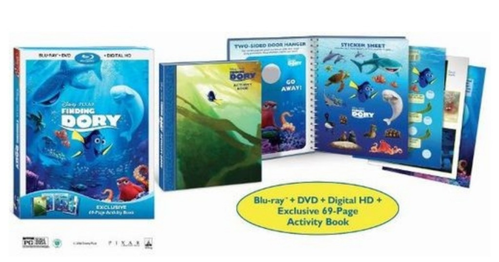Finding Dory Bundle Pack