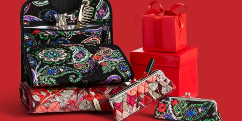 Vera Bradley: Free Shipping on ANY Order + Buy One Get One 50% Off Stocking Stuffers & More