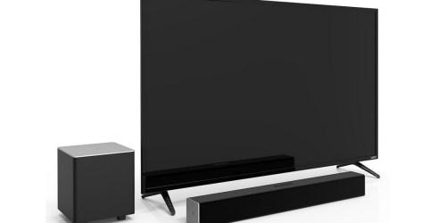 Kohl's: VIZIO 50″ SmartCast TV & Bluetooth Sound Bar $519.99 Shipped + Earn $150 Kohl's Cash
