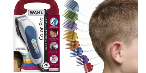 Wahl Color Pro Hair Clipper Kit ONLY $14.87 Shipped (Awesome Reviews)