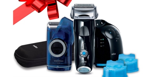Walmart.com: Braun Series 7 Gift Pack ONLY $154.12 Shipped (Regularly $245)