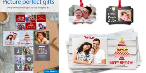 Walmart Photo Center: Custom Gifts w/ Free Shipping (+ Adorable Fleece Blanket Idea)