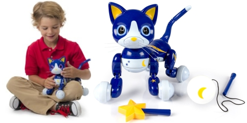 Amazon: Zoomer Kitty Midnight Amazon Exclusive Only $65.99 Shipped (Regularly $99.99)