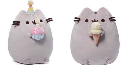 GUND Pusheen Birthday Plush ONLY $16.70 (Regularly $25)