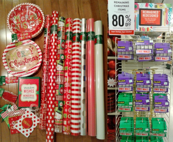 hobby lobby: 80% off christmas clearance - hip2save
