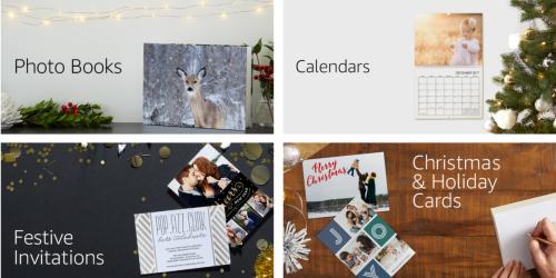 Amazon Prints: 60% Off Cards, Calendars & Books = $6 Calendars & More