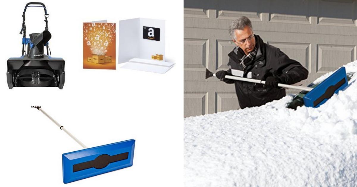 Amazon Snow Joe Throwers