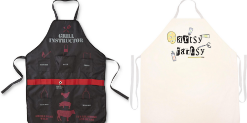 Sears: Aprons With Attitude Starting At Just $10.24 (Regularly Up To $32)