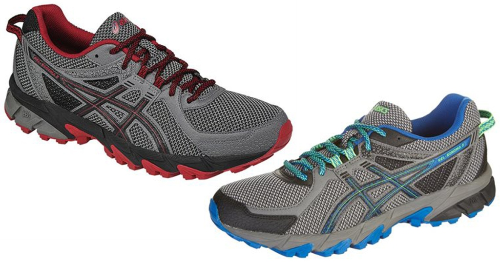 c78aa2b50328 ASICS Men s GEL-Sonoma 2 Running Shoes Only  29.99 Shipped (Regularly  75)
