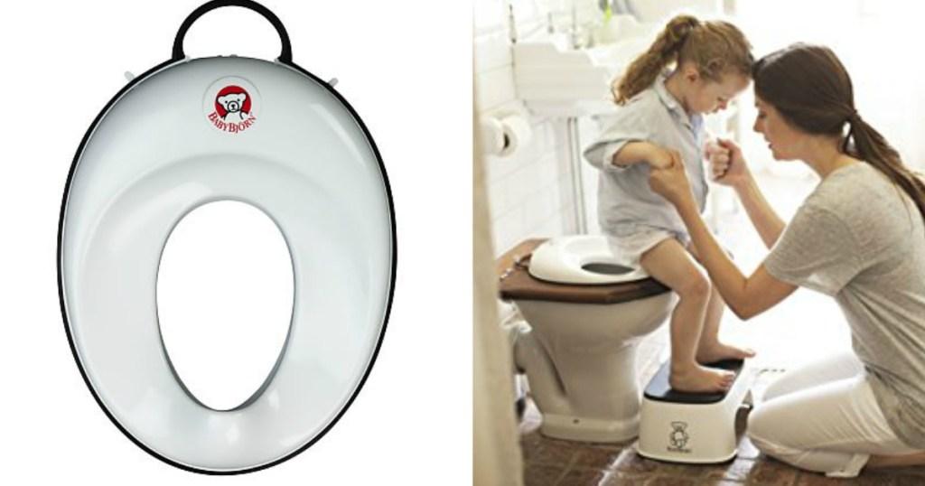 Astounding Babybjorn Toilet Trainer Only 11 39 Shipped Regularly Creativecarmelina Interior Chair Design Creativecarmelinacom