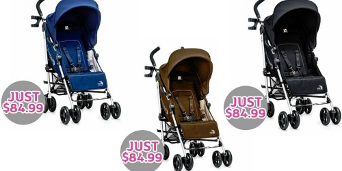 Pish Posh Baby: Baby Jogger Vue Stroller Only $84.99 Shipped (Regularly $199.99)