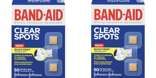 Target: Band-Aid Bandages Only 94¢ (Regularly $1.99)