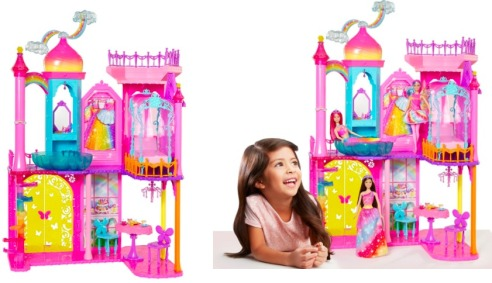 barbie-house