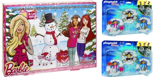Amazon: Barbie Advent Calendar Only $5.99 (Ship w/ $25+ Order) + More