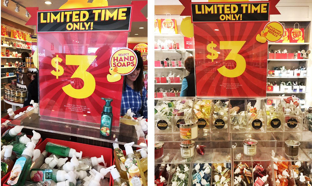 Bath & Body Works: 75% Off Clearance =Hand Soaps Just $2 ...