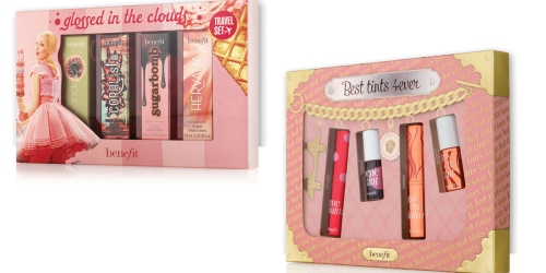 Benefit Cosmetics Flash Sale: Gift Set ONLY $16 (Regularly $24) & More