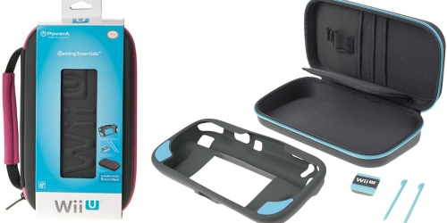 Best Buy: Power A Gamer Essentials Kit for Nintendo Wii U Just $1.99 Shipped (Reg. $39.99)