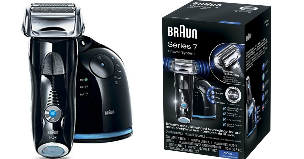 Amazon Braun Series 7 Electric Foil Shaver For Men Only