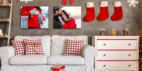 Simple Canvas Prints: 11×14 Photo Canvas Only $22.99 Shipped (+ Extra $10 Off $75 Purchase)