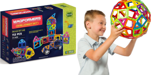 Magformers Challenger 112 Piece Set Only $78.99 Shipped (BEST Price!)