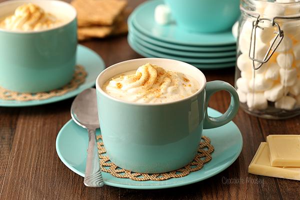 Cheesecake Hot Chocolate