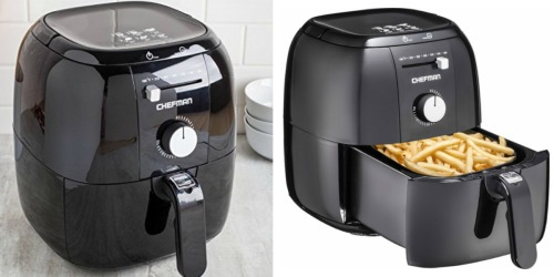 Best Buy: Chefman Express Air Fryer Only $59.99 Shipped (Regularly $99.99)
