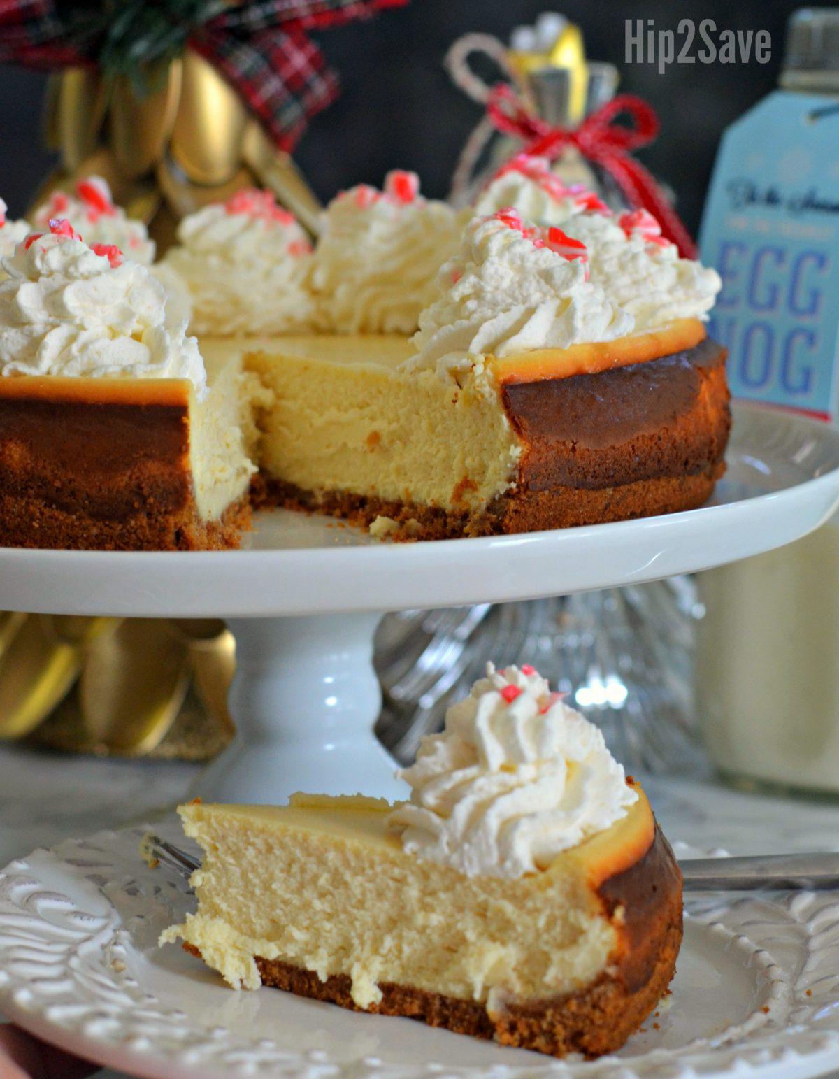 christmas-eggnog-cheesecake