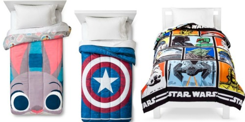 Target: 40% Off Select Bedding = Great Deals on Kids Character Bedding