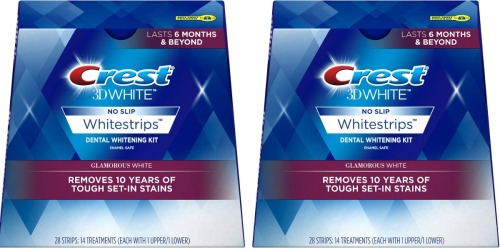 Crest 3D White Luxe Teeth Whitening Kit Only $20.96 (Regularly $44.99)