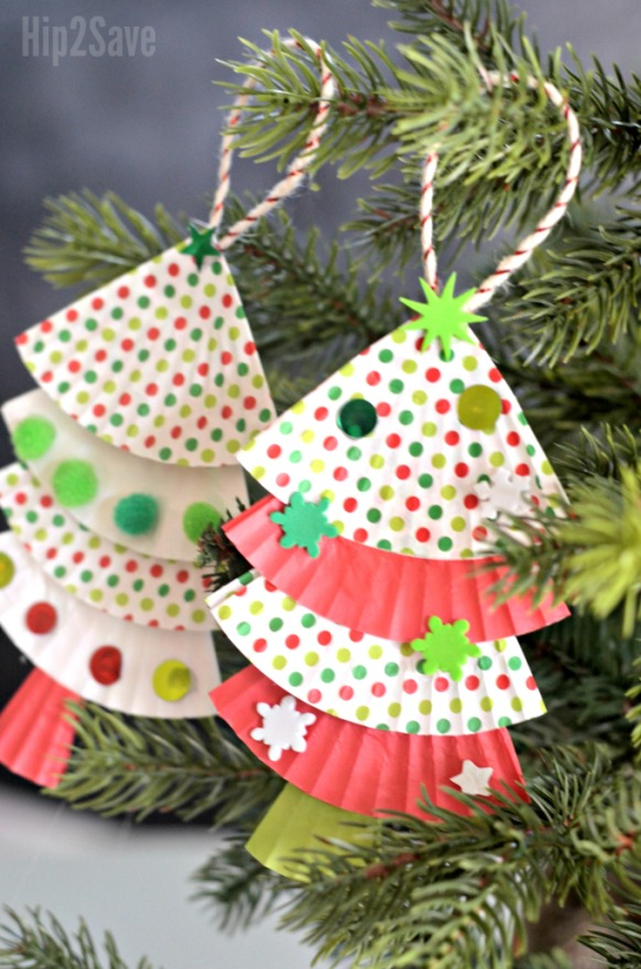 cupcake-liner-christmas-ornament-craft