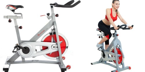 Amazon: Sunny Health & Fitness Pro Indoor Cycling Bike Only $198.44 Shipped (Regularly $232.21)