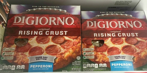 New Buy 2, Get 1 Free DiGiorno Frozen Pizzas Coupon = Only $3.33 Each at Target