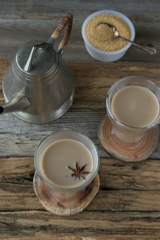 Vegan Slow Cooker Dirty Chai