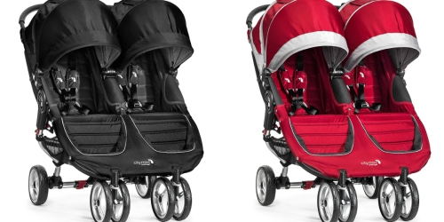 Amazon: Baby Jogger 2016 City Mini Double Stroller Only $359.99 Shipped (Regularly $450)