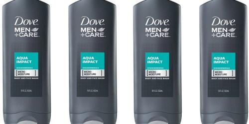Amazon: Dove Men+Care Aqua Impact 18 oz Body Wash Only $2.04 Shipped