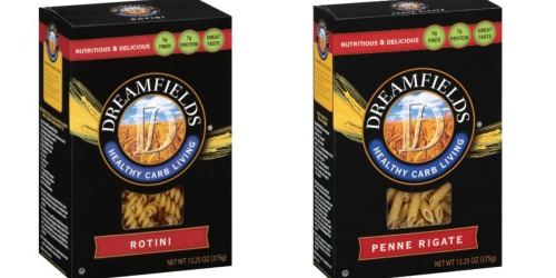 Target: Dreamfields Pasta Only 67¢ Per Box