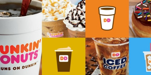 Groupon: $10 Dunkin' Donuts eGift Card ONLY $5 (Available for Select Email Subscribers Only)