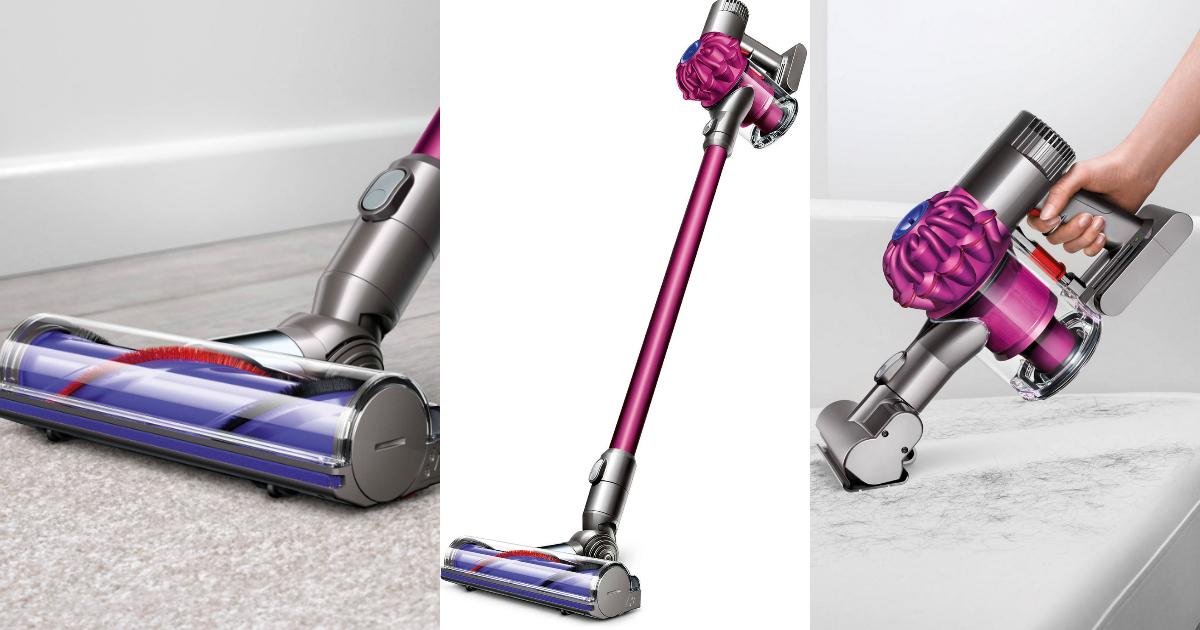 Jcpenney Com Dyson V6 Motorhead Cordless Vacuum Cleaner