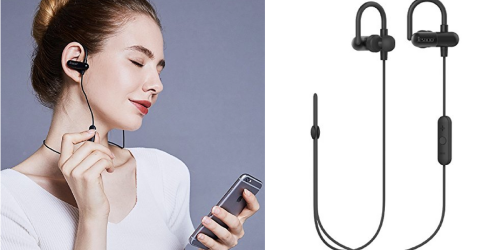 Amazon: Wireless Bluetooth Over Ear Earbuds w/Mic Only $14.78 (Regularly $28.99) + More