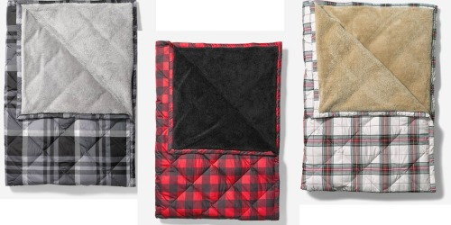 Eddie Bauer: 50% Off Your Purchase = Oversized Down Throw $49.99 Shipped (Awesome Reviews)