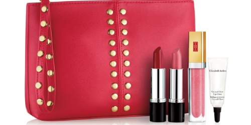 Macy's: Elizabeth Arden 4-Piece Holiday Lip Set ONLY $15 Shipped ($78 Value)