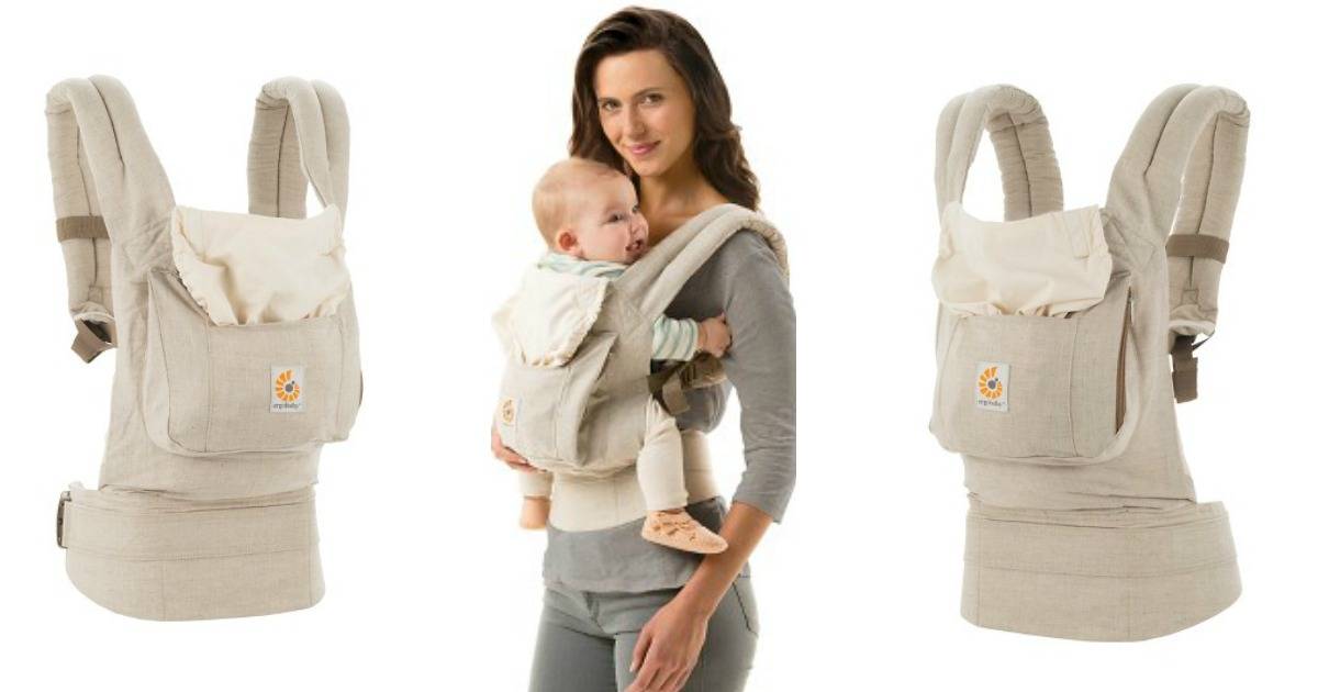 Zulily Ergobaby 3 Position Baby Carrier Only 74 99 Shipped Regularly 140 Hip2save