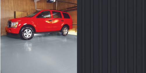 Parking Pad Garage Floor Cover Protector Only $129.98 Shipped (Regularly $189)