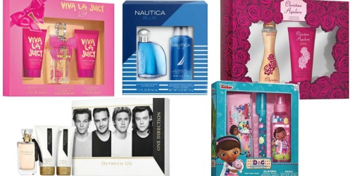 Target: BIG Savings on Fragrance Gift Sets + FREE Beauty Sample Box w/ $30 Personal Care Purchase