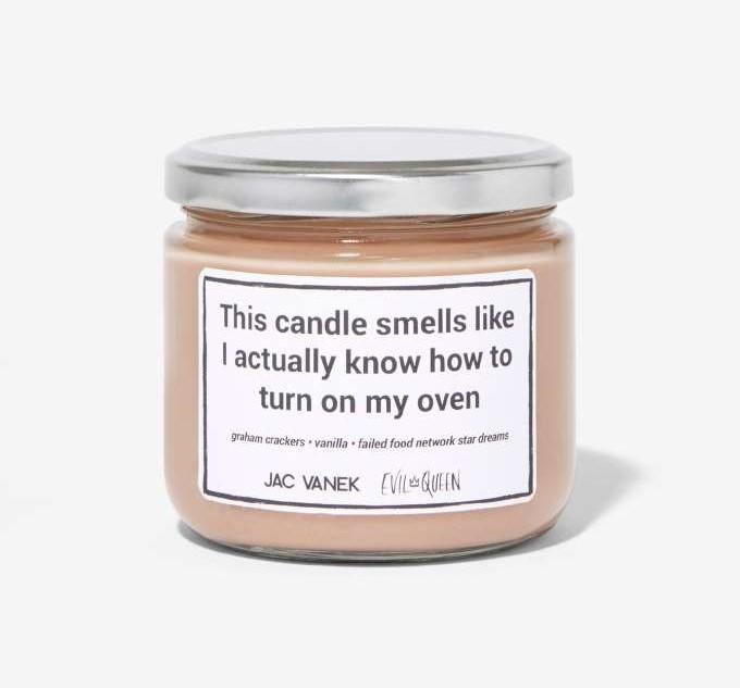 White Elephant Candle